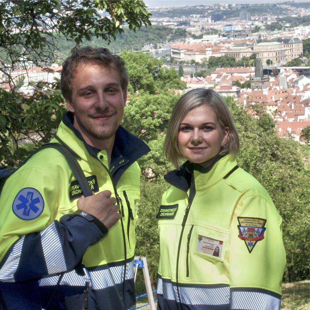 Zdravotnický záchranář