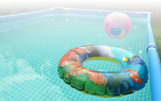 Nezabezpečené bazény představují pro děti výrazné riziko!