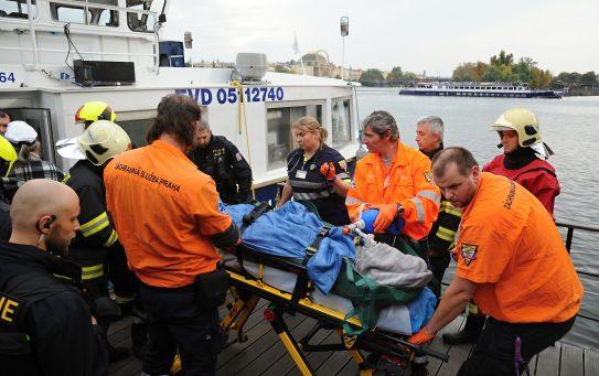 Děkujeme hrdinům za odvahu při záchraně života!