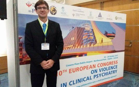 Mezinárodní kongres o prevenci násilí v psychiatrii a zdravotních službách