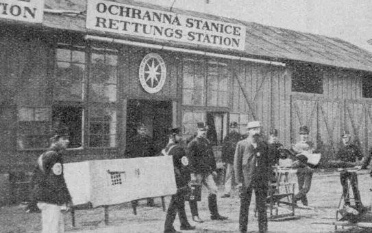 Pražská záchranka je nejstarší v Evropě. Životy zachraňuje už 160 let.