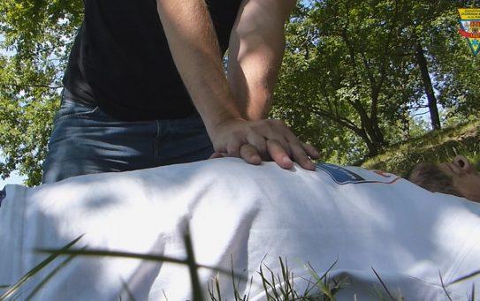 Telefonicky asistovaná resuscitace – letní videoseriál