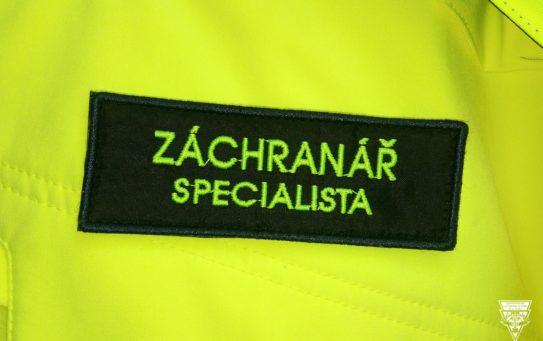 Speciální nabídka pro zdravotnické záchranářky a záchranáře