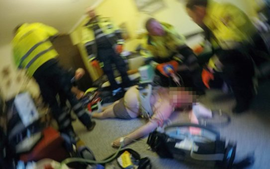 Zdravotníci pražské záchranky loni zasahovali u více než 700 zástav oběhu. Dosáhli špičkových výsledků