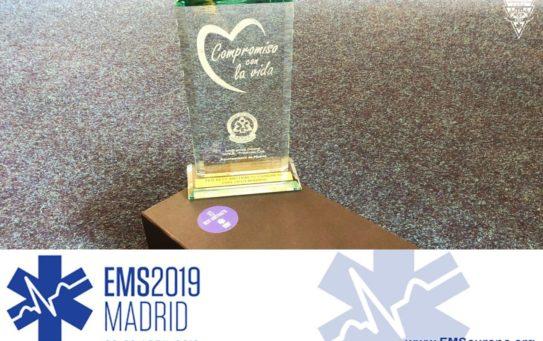 Úspěch na kongresu EMS 2019