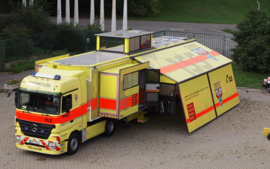 Pražská záchranka posílí na víkendové akce provoz