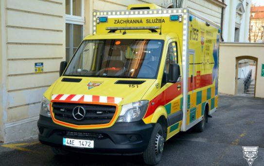 Preventivní opatření ZZS HMP chrání veřejnost i zdravotníky