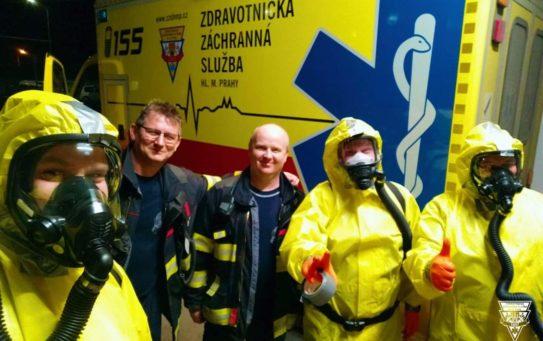 Pražská záchranka posiluje provoz o tým speciálních činností