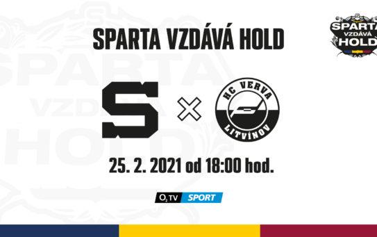 Sparta vzdává hold 2021