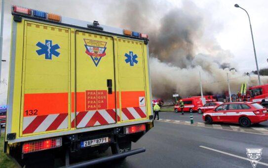 Požáry v Praze potvrdily vysokou akceschopnost integrovaného záchranného systému