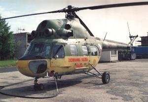 1987 - Vrtulník MI 2