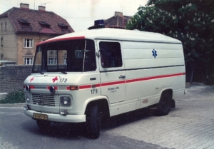 1990 - MERCEDES BENZ (IRANKHODRO)