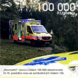 výjezd-100000
