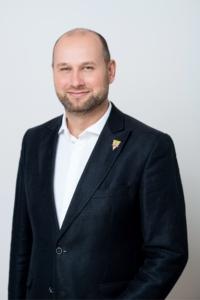 Ján Čižmárik - vedoucí zdravotnického operačního střediska