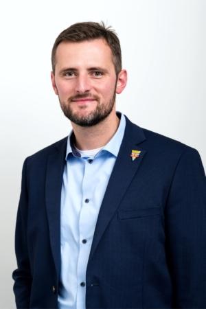 Zdeněk Křivánek - náměstek ředitele sekce NLZP