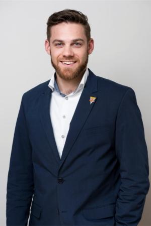 David Peřan - vedoucí vzdělávacího a výcvikového střediska
