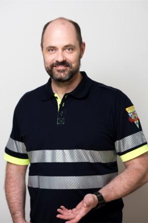 Petr Kolouch - ředitel ZZS HMP